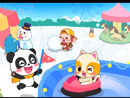 """引起10W人围观的""""冰雪趣味赛"""",你家孩子参加了吗?"""