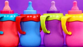 手柄奶瓶寻宝