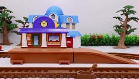 火车轨道被破坏了