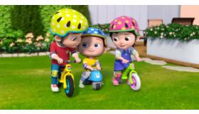 骑车安全防护