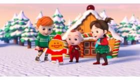 圣诞奇幻姜饼屋