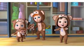小猴子不乱跳