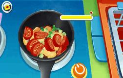奇妙美食餐厅之西红柿炒蛋
