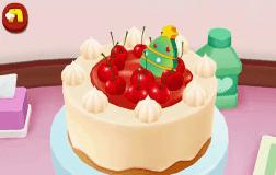 妙妙做蛋糕