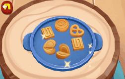 妙妙做曲奇饼