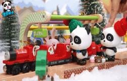 圣诞小火车