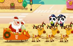 圣诞节海底交通警察