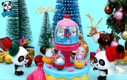 圣诞水晶球