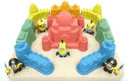小黄人的彩色城堡