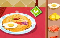 中华美食之面条