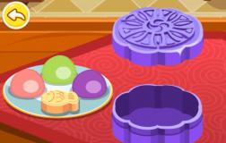 中华美食之月饼