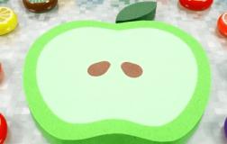 超大青苹果