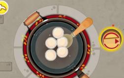 中华美食之元宵