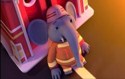 大象的鼻子