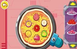 宝宝星际厨房之披萨
